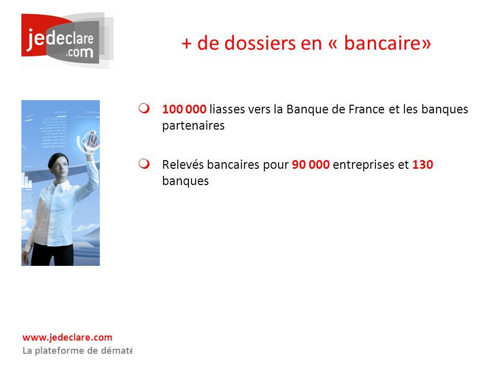 + de dossiers en « bancaire»