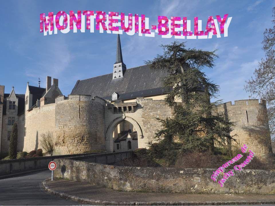 MONTREUIL-BELLAY Diaporama de Jacky Questel