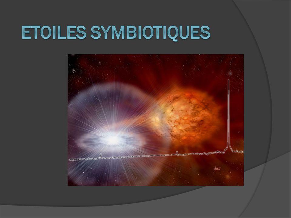 ETOILES SYMBIOTIQUES