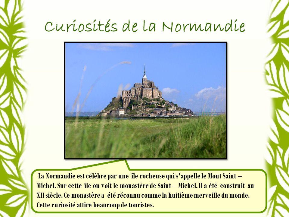 Curiosités de la Normandie