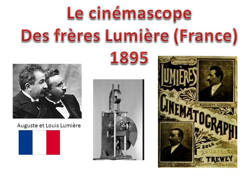 Des frères Lumière (France)