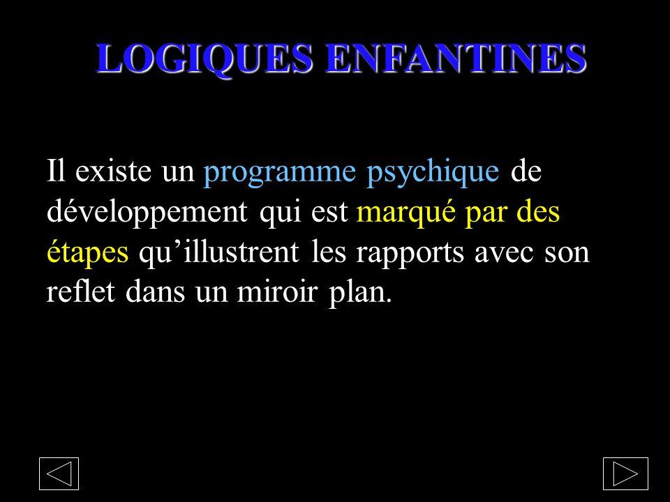 LOGIQUES ENFANTINES