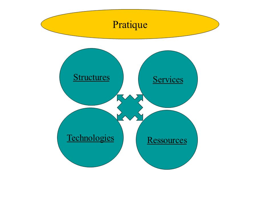 Pratique Structures Services Technologies Ressources