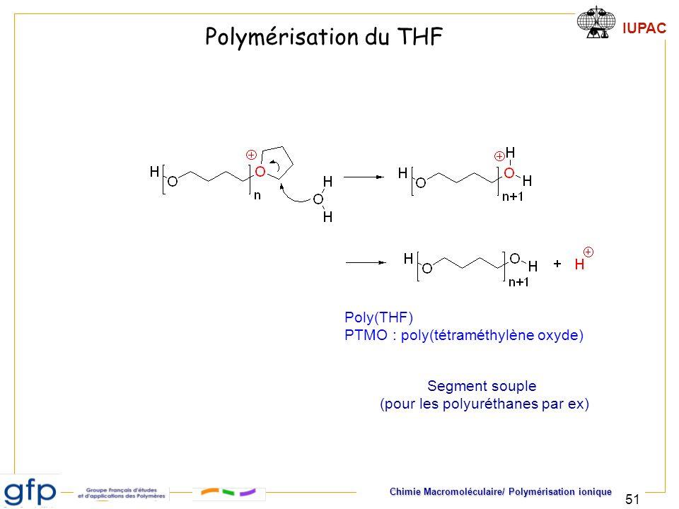 (pour les polyuréthanes par ex)