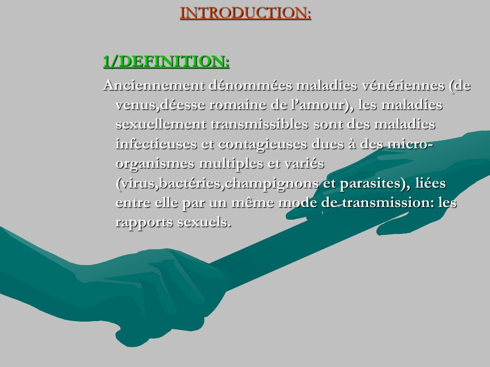INTRODUCTION: 1/DEFINITION: