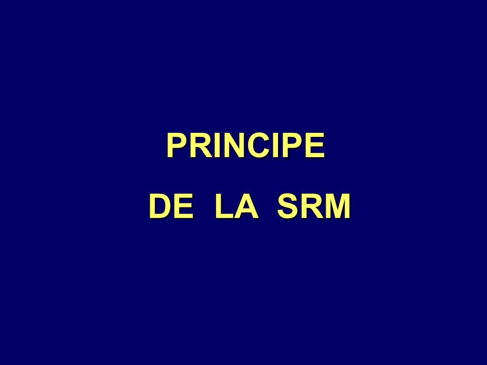 PRINCIPE DE LA SRM