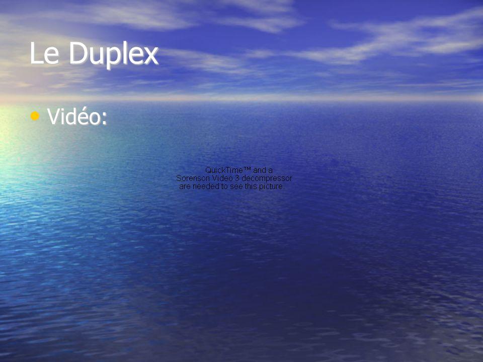 Le Duplex Vidéo: