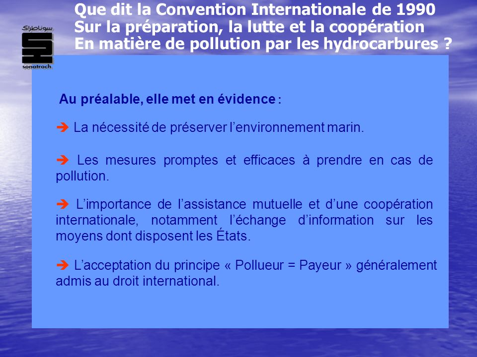 Que dit la Convention Internationale de 1990