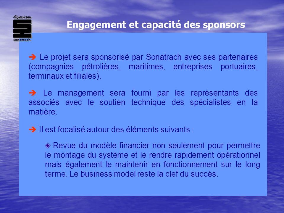 Engagement et capacité des sponsors
