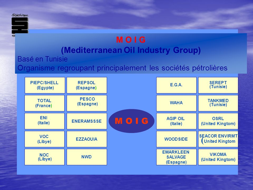 (Mediterranean Oil Industry Group)