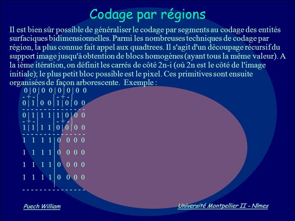 Codage par régions