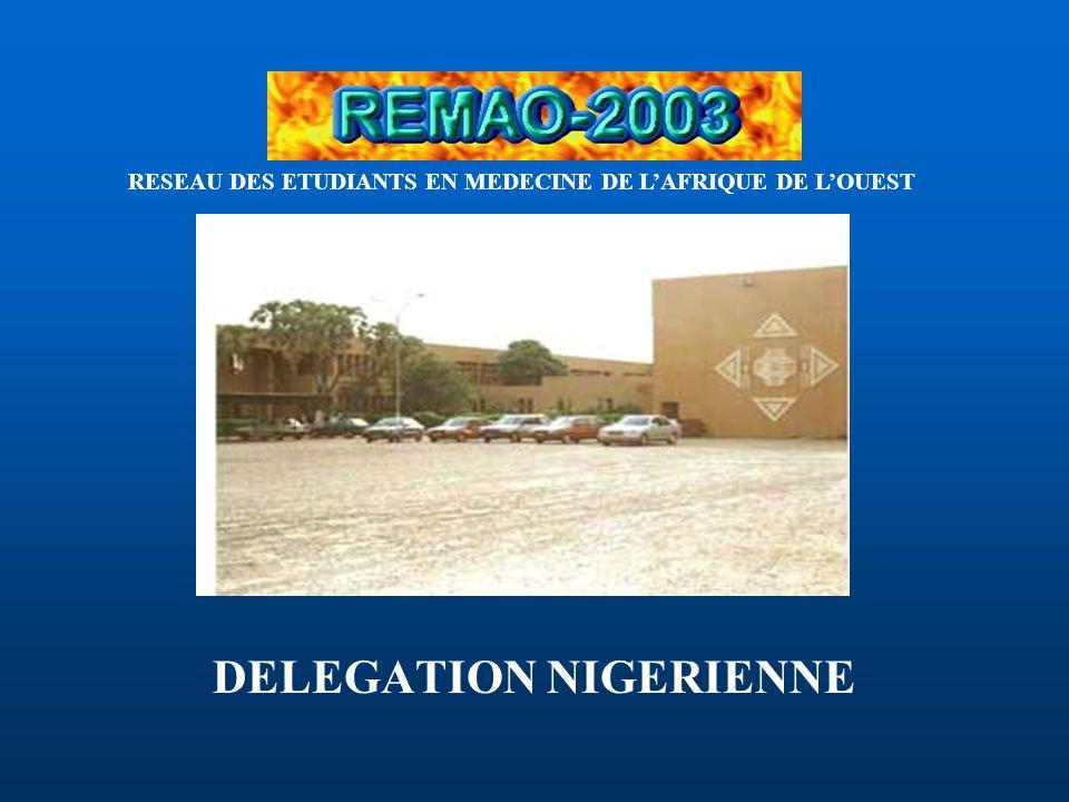 DELEGATION NIGERIENNE