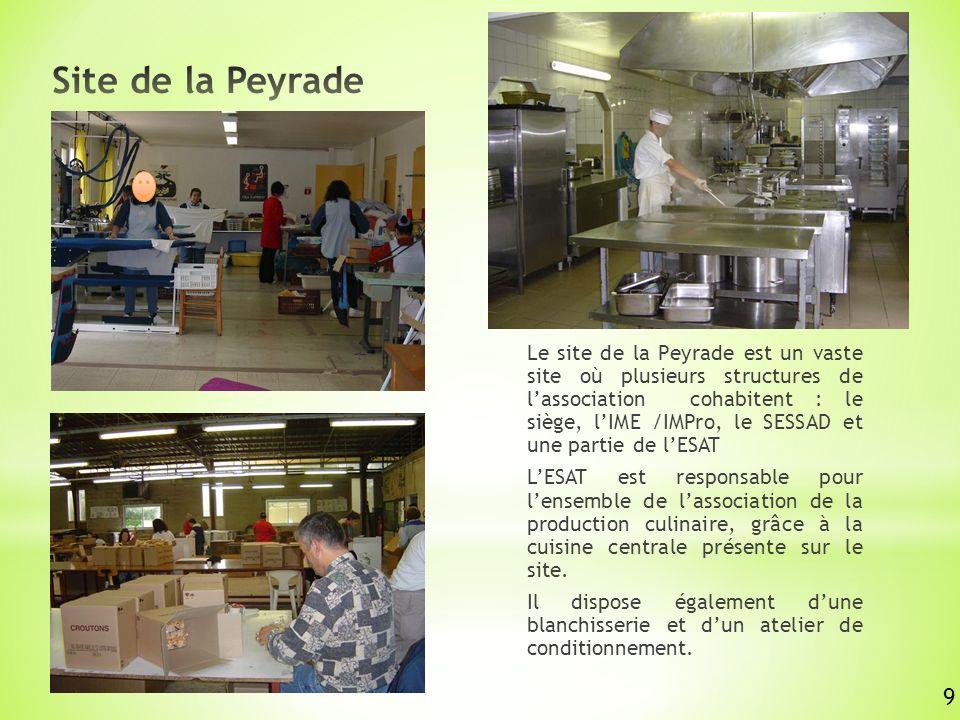 Site de la Peyrade