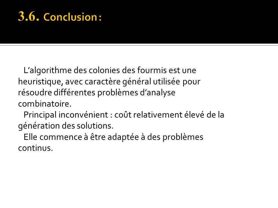 3.6. Conclusion :