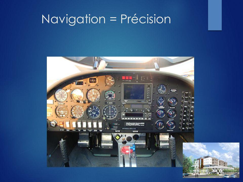 Navigation = Précision