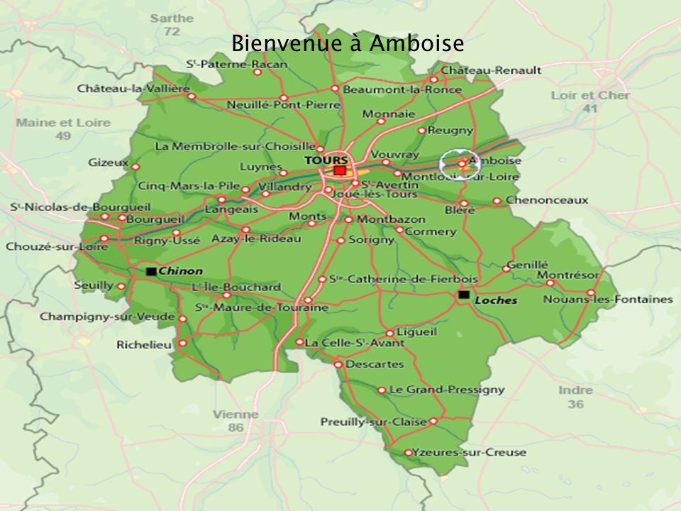 Bienvenue à Amboise