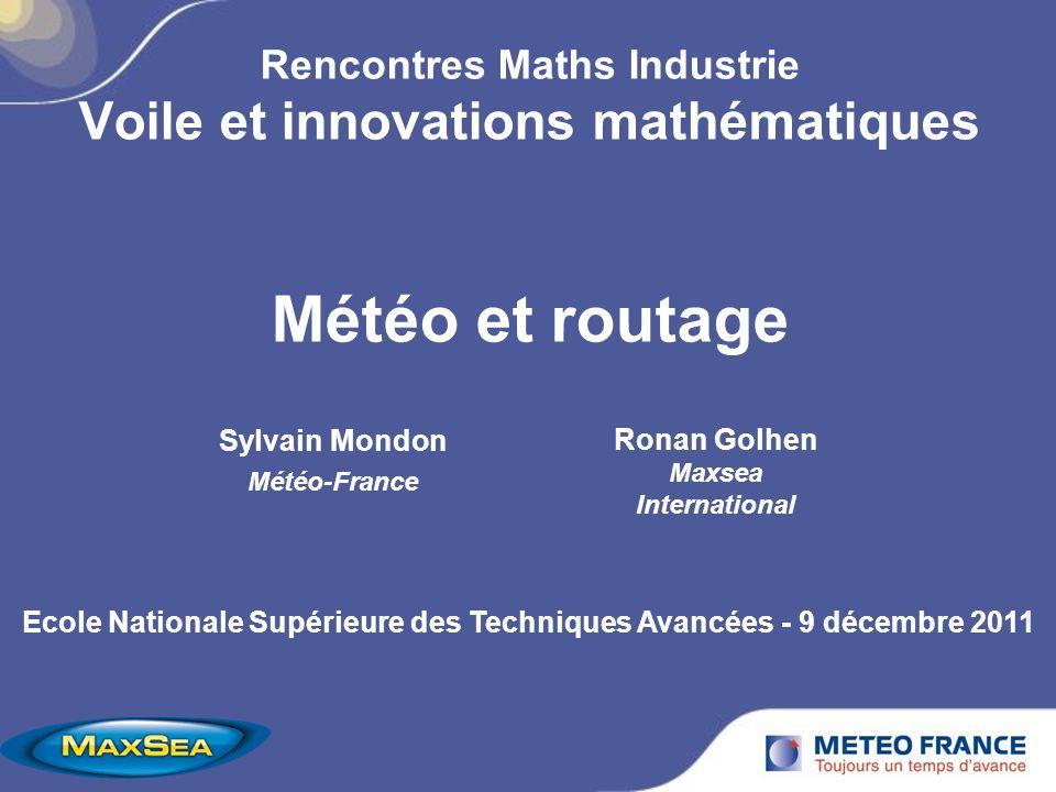 Sylvain Mondon Météo-France