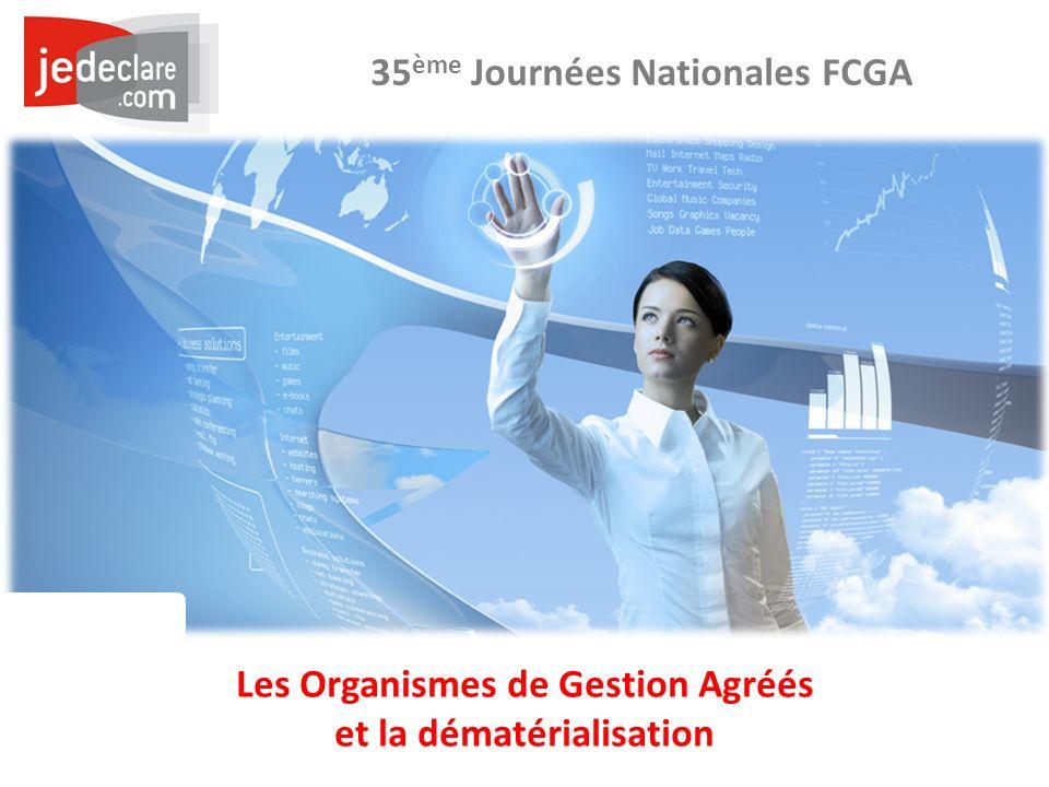 35ème Journées Nationales FCGA