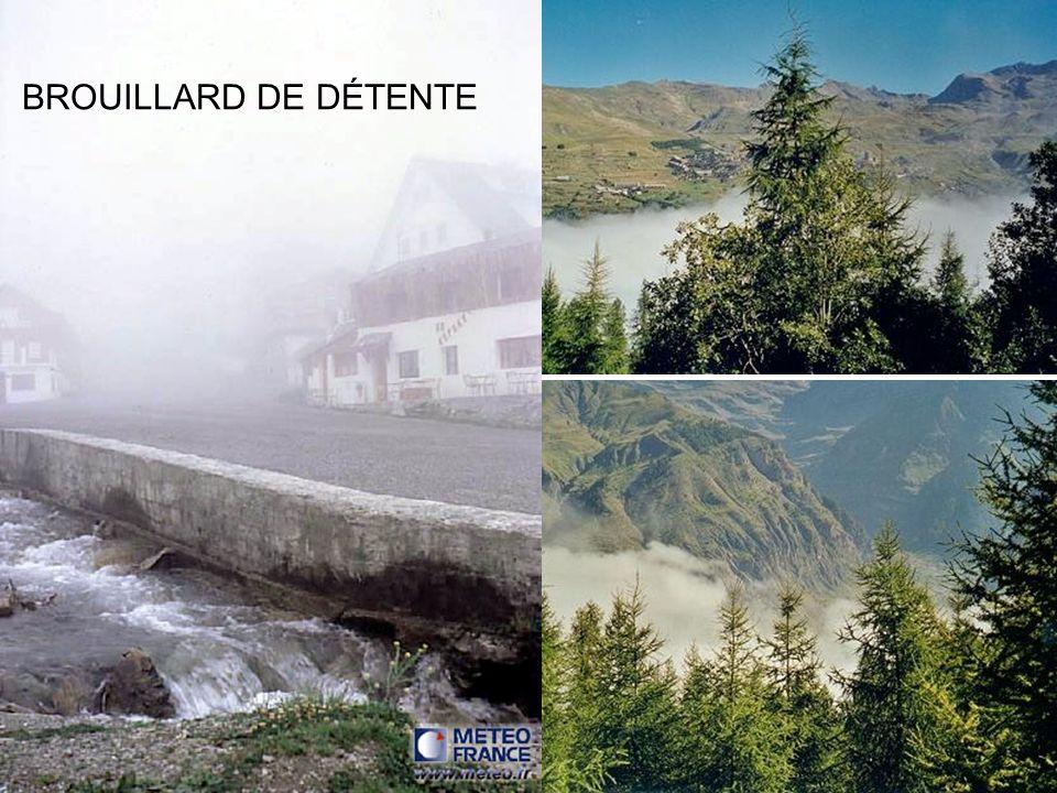 BROUILLARD DE DÉTENTE