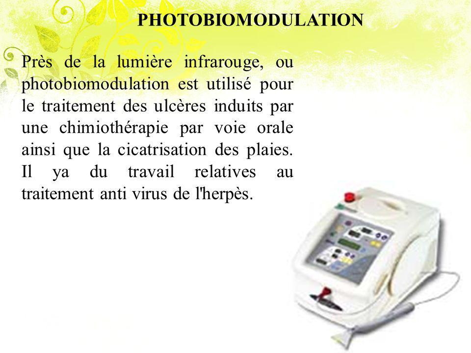 PHOTOBIOMODULATION