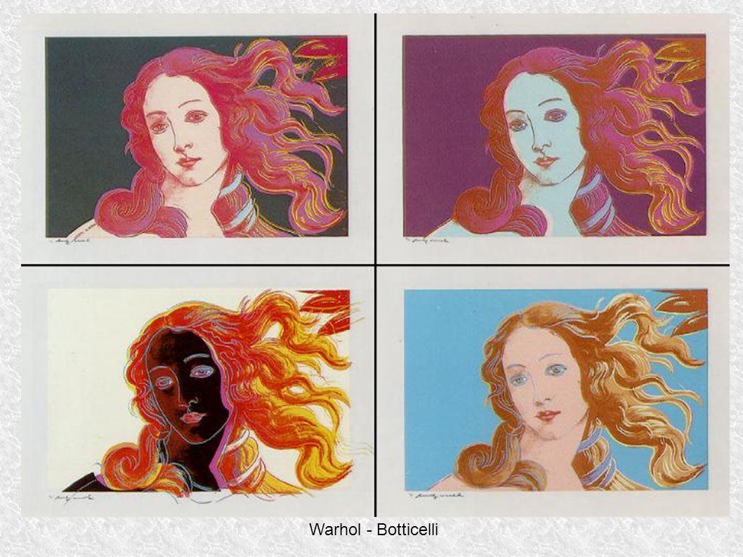 Warhol - Botticelli