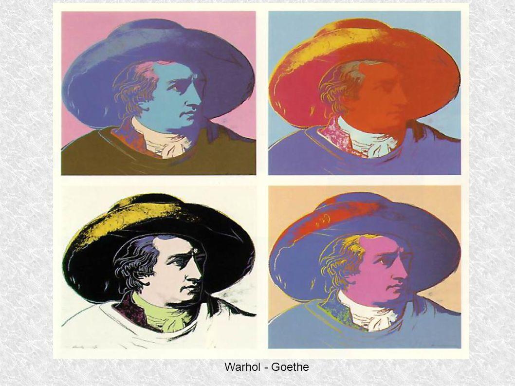 Warhol - Goethe