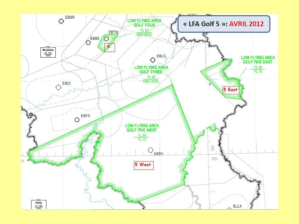 « LFA Golf 5 »: AVRIL 2012