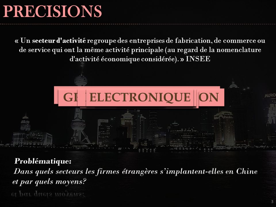 PRECISIONS TELECOMMUNICATION GRANDE DISTRIBUTION INFORMATIQUE