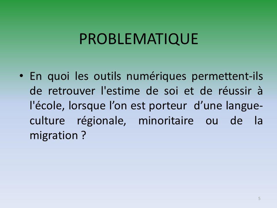 PROBLEMATIQUE