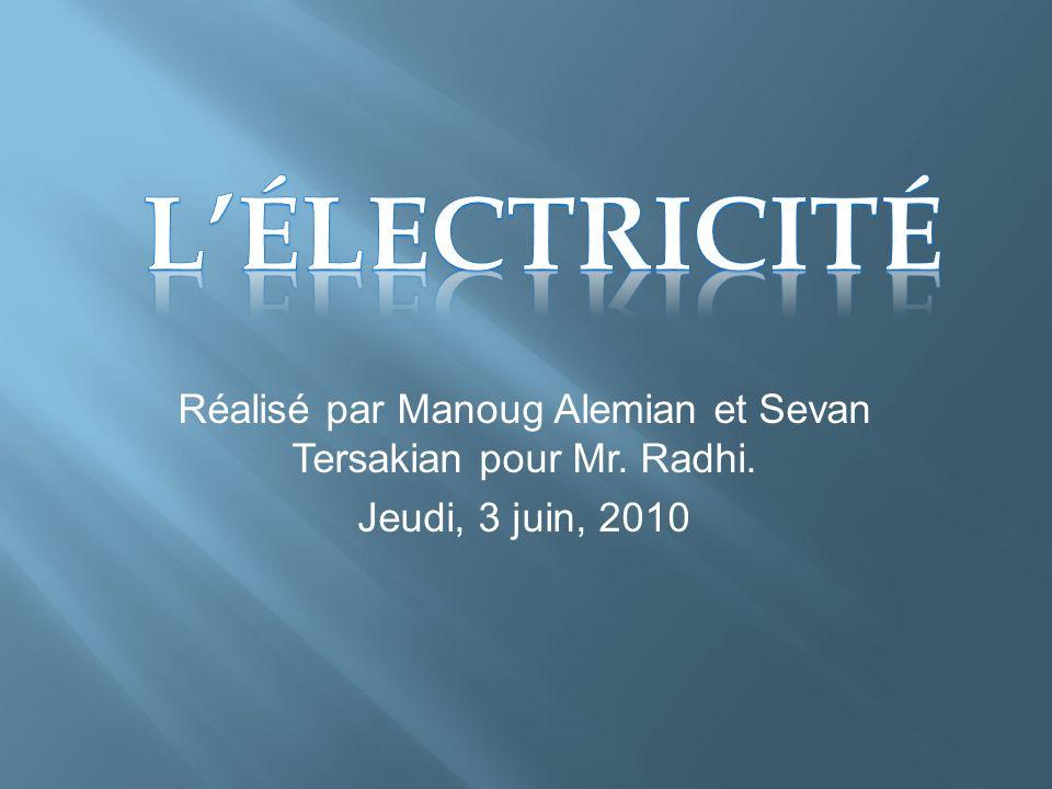 Réalisé par Manoug Alemian et Sevan Tersakian pour Mr. Radhi.