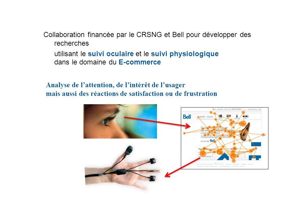 Collaboration financée par le CRSNG et Bell pour développer des recherches