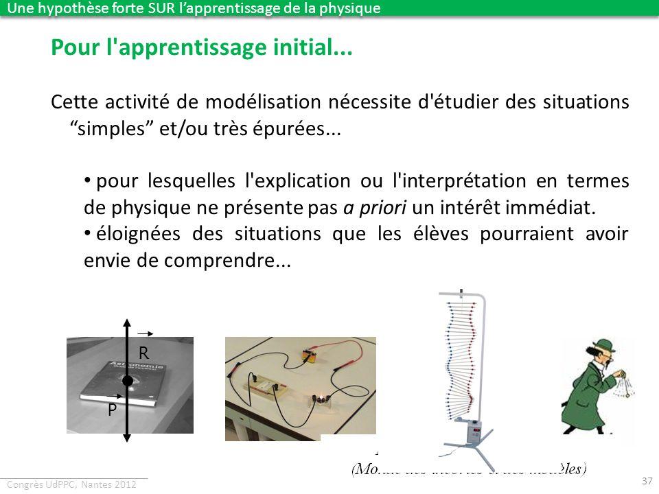 Stage fonctionnement de la physique