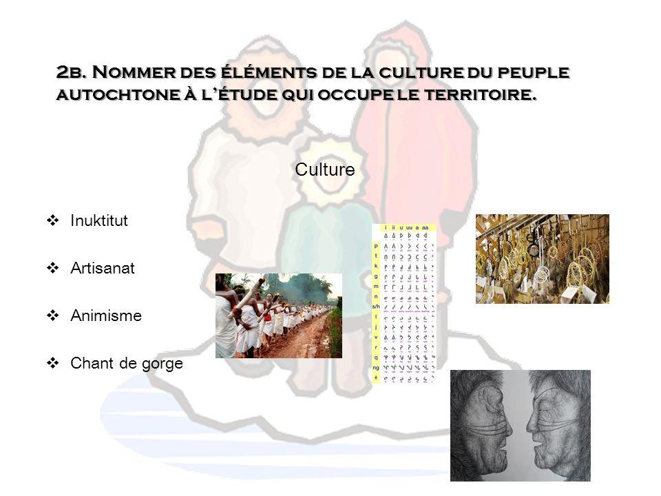 Culture Inuktitut Artisanat Animisme Chant de gorge
