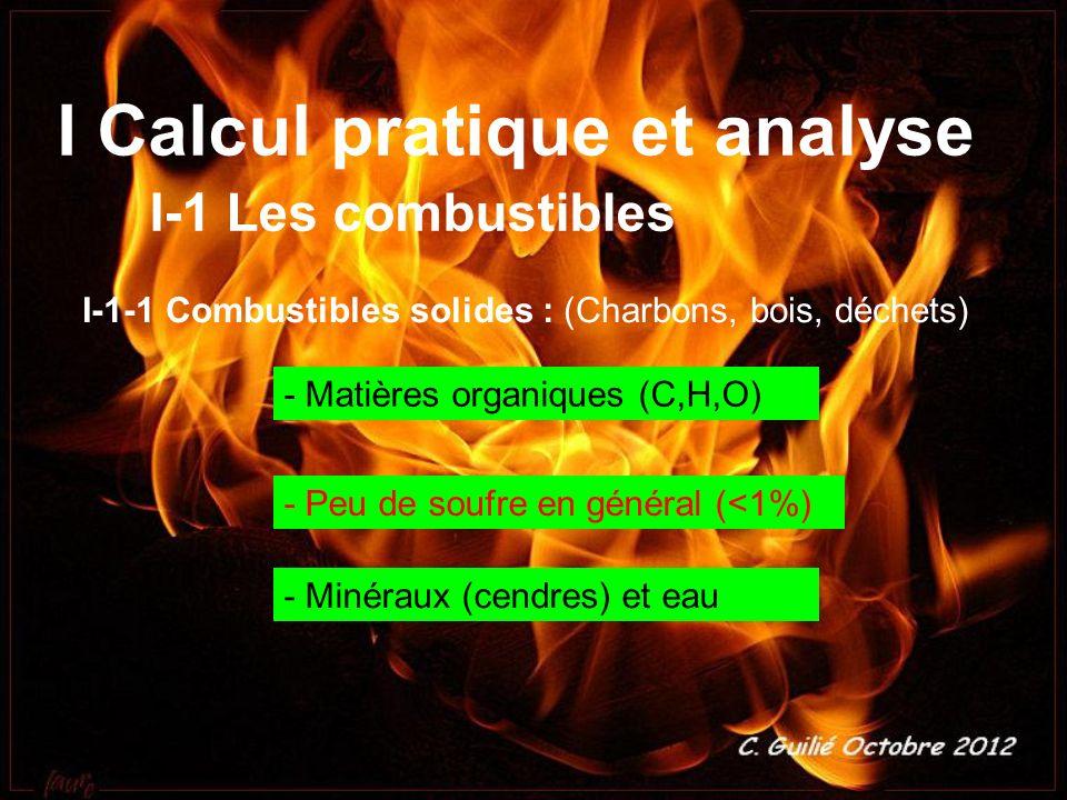 I Calcul pratique et analyse