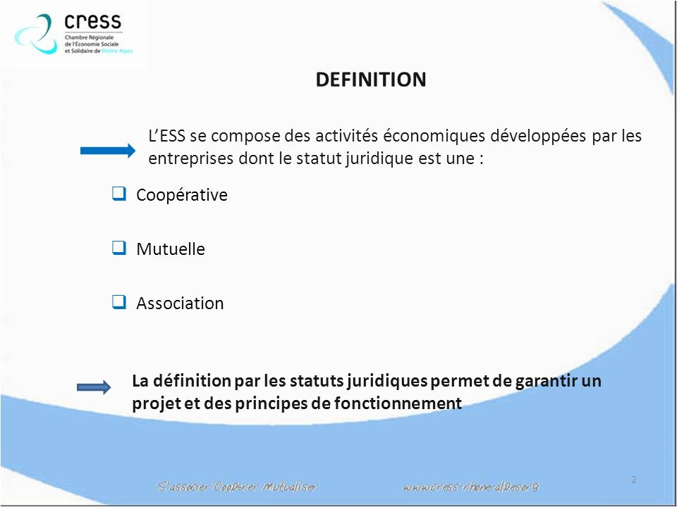L inclusion par l economie ppt video online t l charger for Definition de l