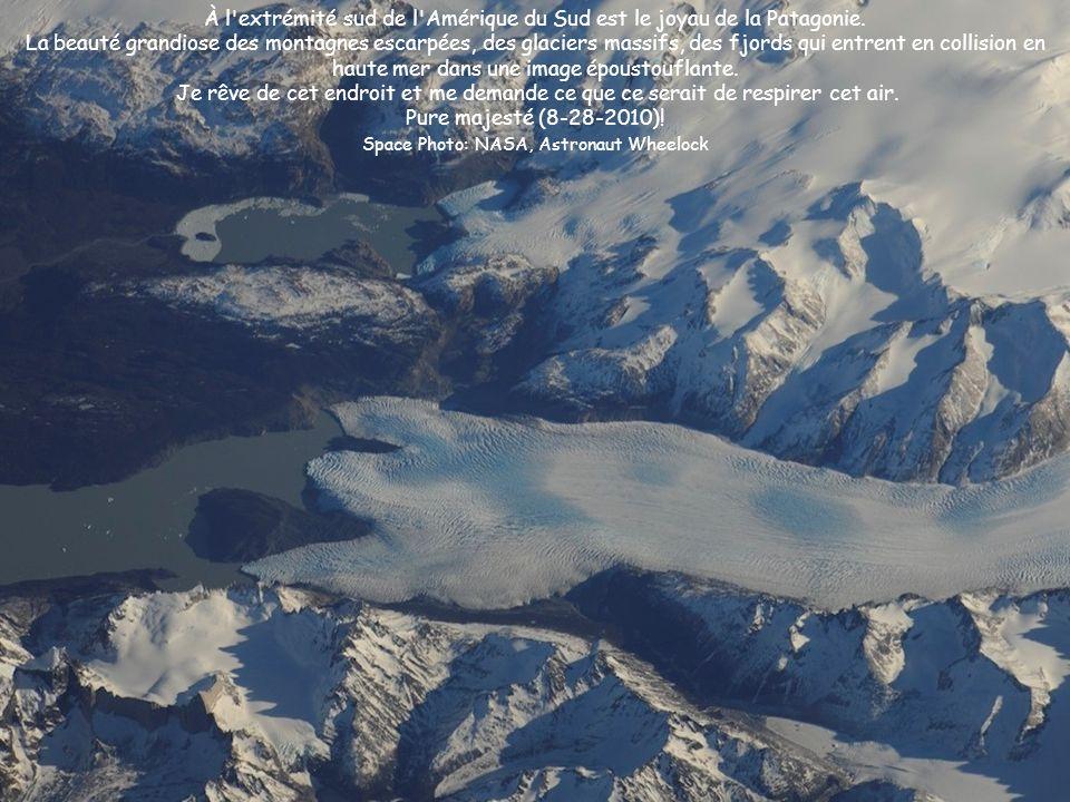 À l extrémité sud de l Amérique du Sud est le joyau de la Patagonie.