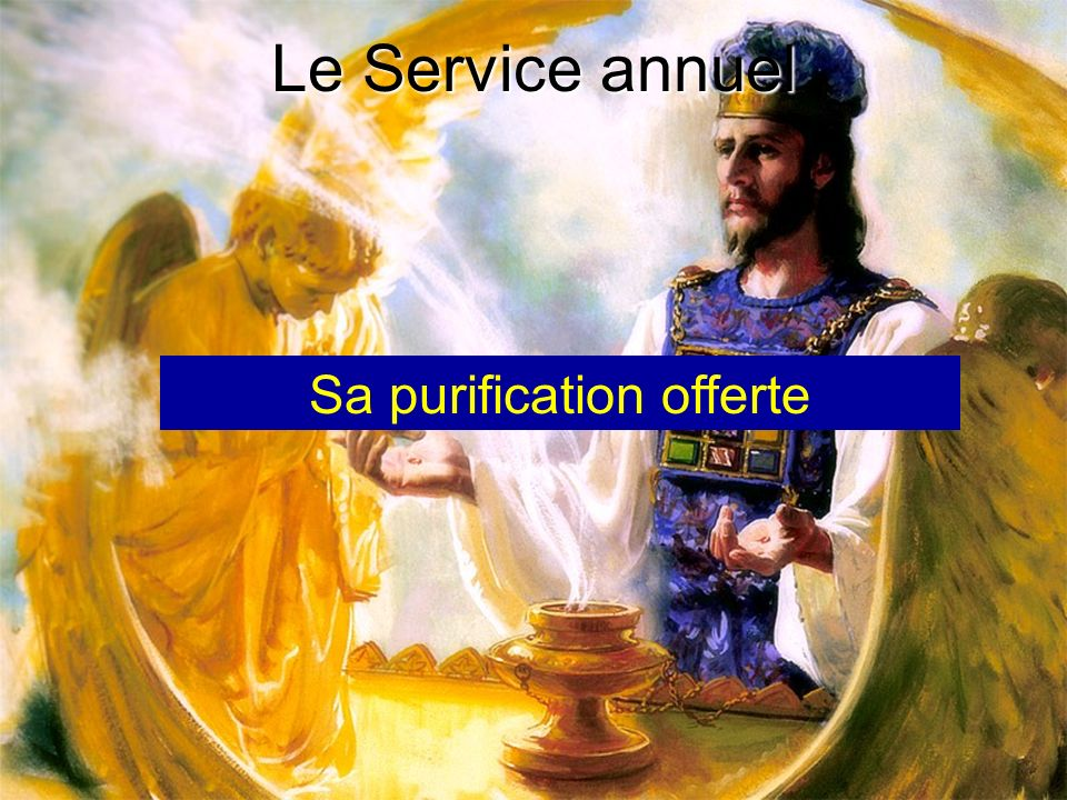 Sa purification offerte