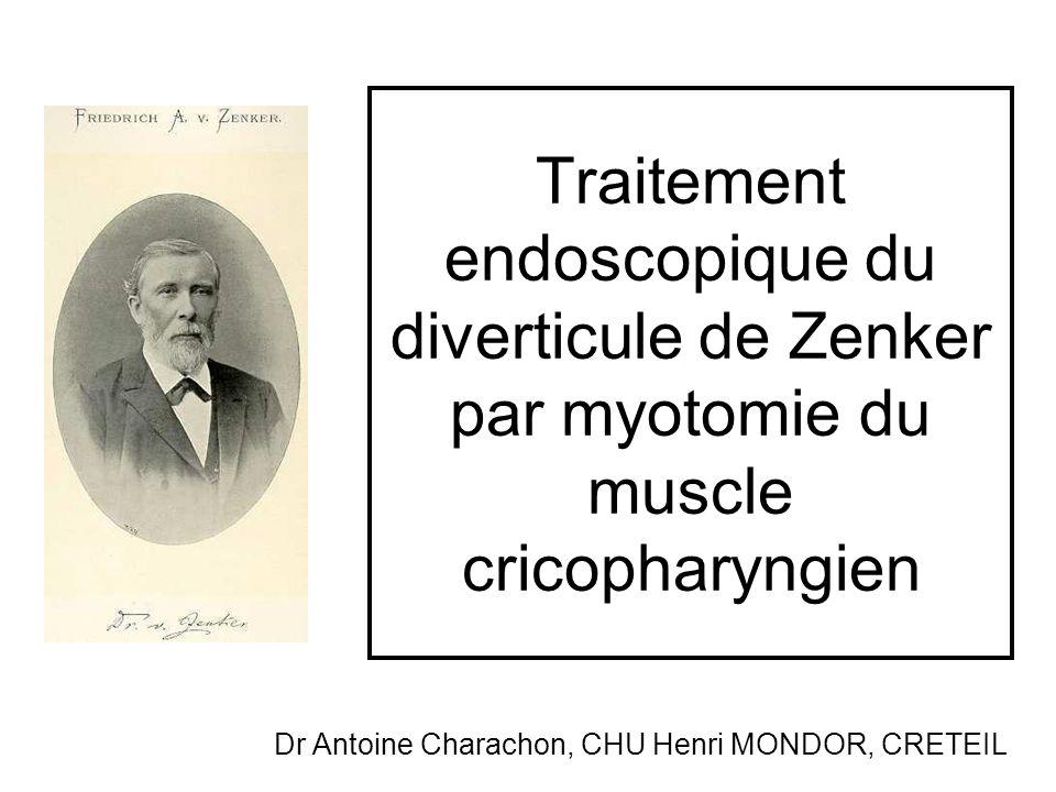 Dr Antoine Charachon, CHU Henri MONDOR, CRETEIL