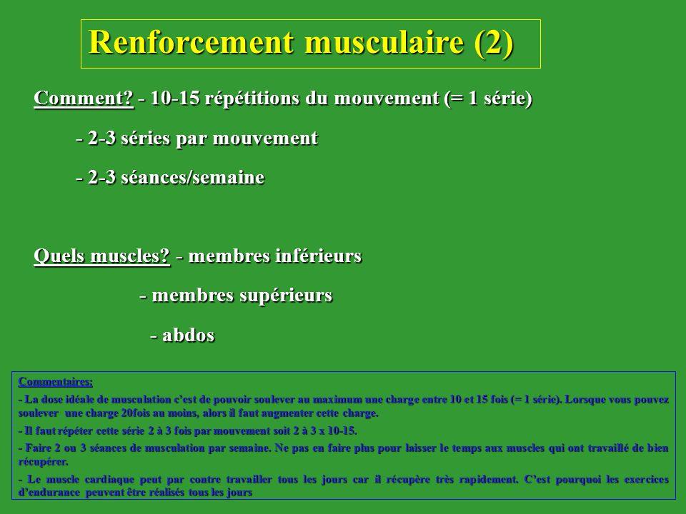 Renforcement musculaire (2)