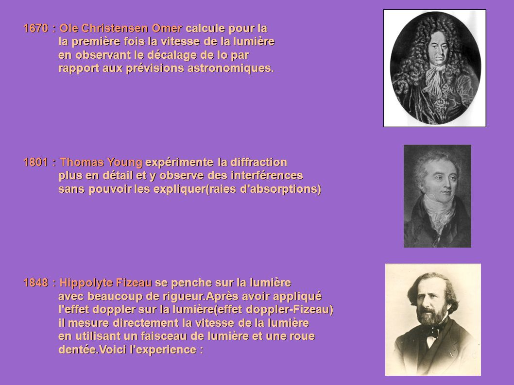 1670 : Ole Christensen Omer calcule pour la