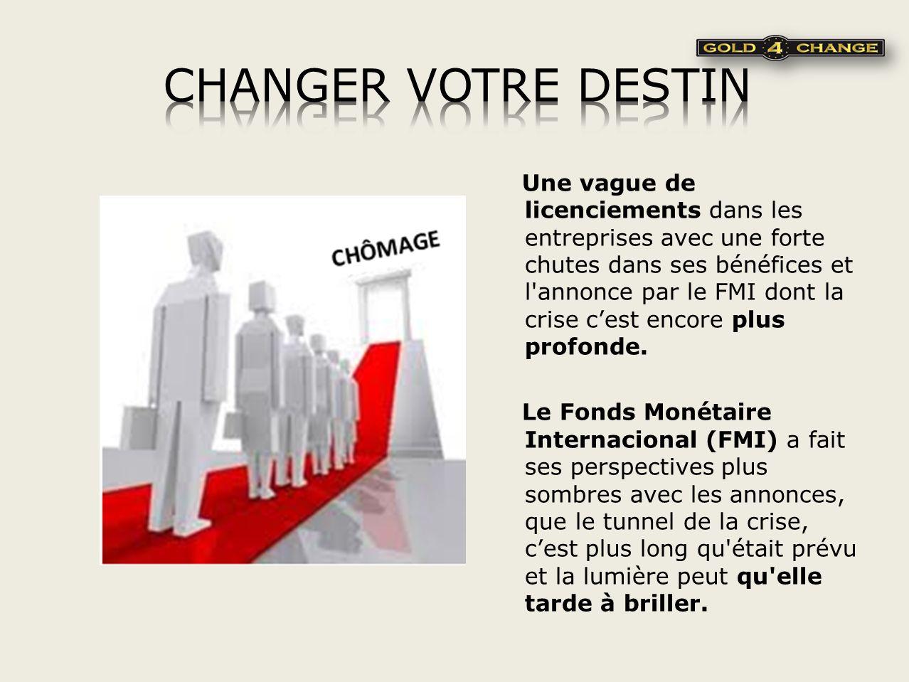 CHANGER VOTRE DESTIN