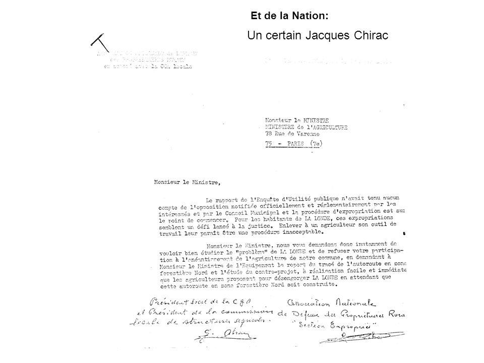 Un certain Jacques Chirac