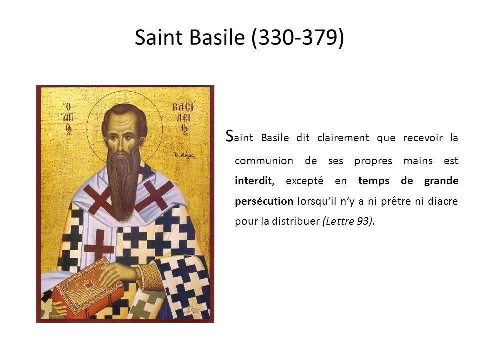 Saint Basile (330-379)