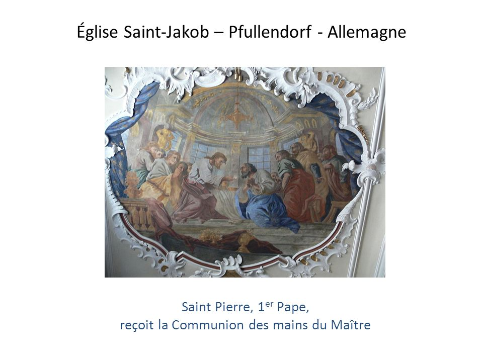 Église Saint-Jakob – Pfullendorf - Allemagne