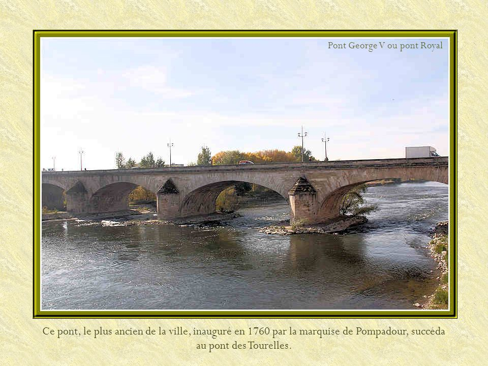 Pont George V ou pont Royal