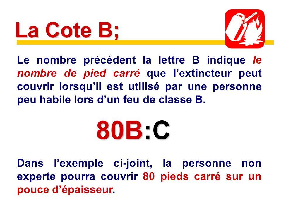 La Cote B;