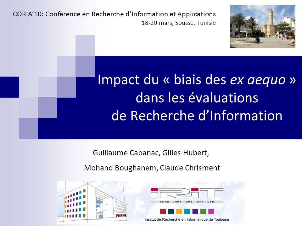Guillaume Cabanac, Gilles Hubert, Mohand Boughanem, Claude Chrisment