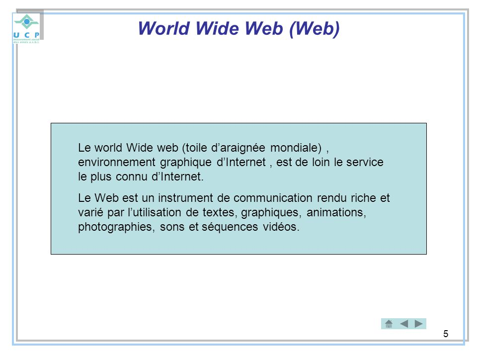 World Wide Web (Web)