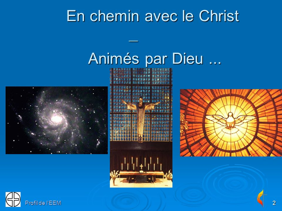 En chemin avec le Christ __