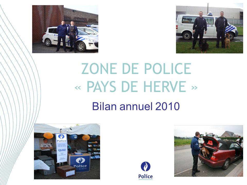 ZONE DE POLICE « PAYS DE HERVE »